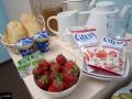 Śniadanie do łóżka Skrawek Nieba Łeba zdjęcie 23
