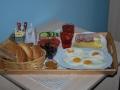 Śniadanie do łóżka Skrawek Nieba Łeba