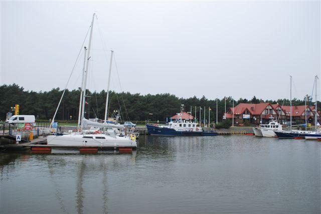 Port Jachtowy Łeba