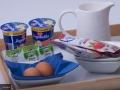 Śniadanie do łóżka Skrawek Nieba Łeba zdjęcie 7