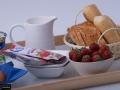 Śniadanie do łóżka Skrawek Nieba Łeba zdjęcie 9