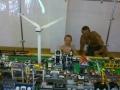 Wystawa klocków LEGO Łeba zdjęcie nr 1