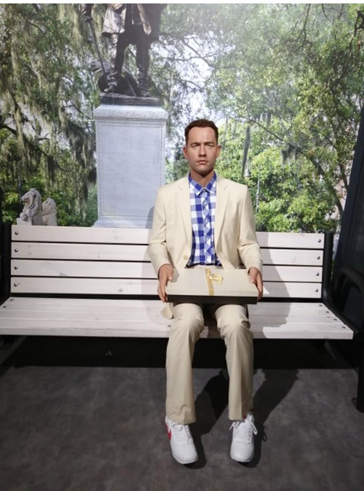 Muzeum figur woskowych Tom Hanks
